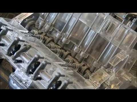 Revell Visible V8 Model Engine Youtube
