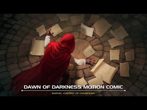 Dawn of Darkness Motion Comic | Marvel Contest of Champions