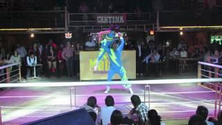 1º Lugar Quebradita- Así se Baila Banda Oaxaca 2014-Winnie y Desi -