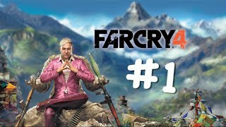 Farcry 4 Audio Latino con Fedelobo Intro