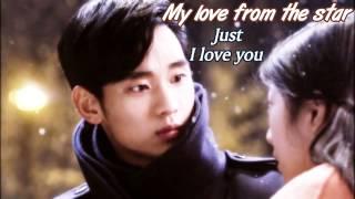 Скачать Just I Love You My Love From The Star HD Sub Español