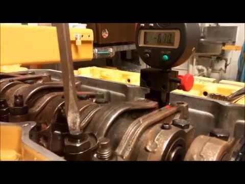 3126 overhead valve setting by Ocean Marine
