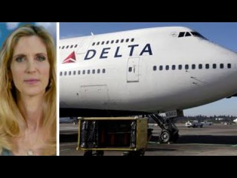 Ann Coulter fires back at 'unbelievably arrogant' Delta