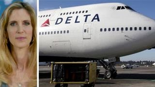 Ann Coulter fires back at 'unbelievably arrogant' Delta
