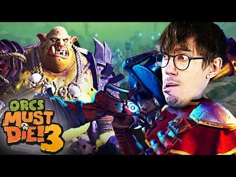 Hänno spielt Orcs Must Die! 3