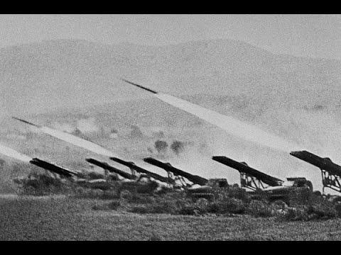 Katyusha Rocket Launcher