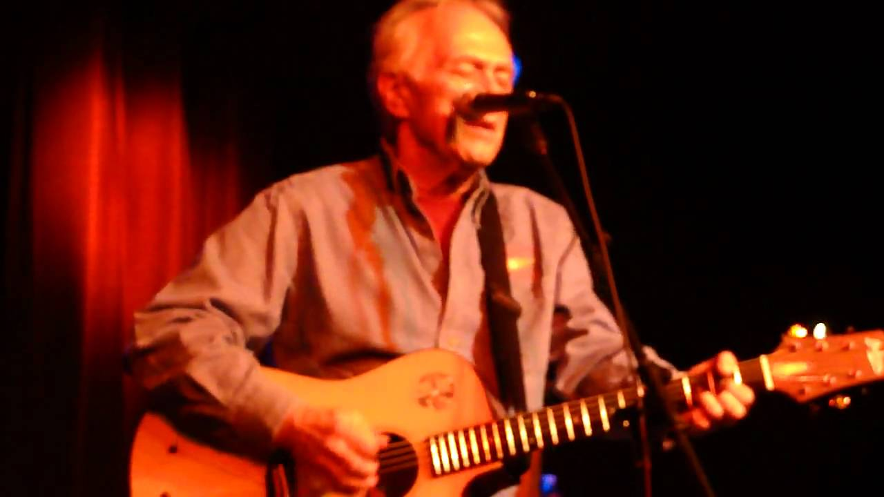 Paul Cotton of Poco playing Bad Weather Solo, Tupelo Music Hall, Salisbury  MA February 18, 2010