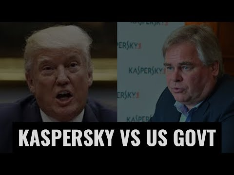 Should you use Kaspersky products? | Kaspersky vs US Government