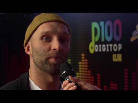 DIGiTop100 LIVE whole TV show - 27.01.2018, Ventspils, Latvia