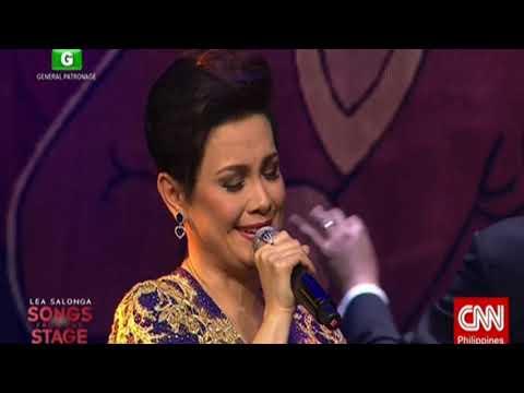 Lea Salonga -- Wind Beneath My Wings (Tribute to Mommy Ligaya)