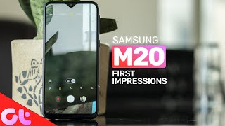 Samsung Galaxy M20 Review After 7 Days: Top-Notch At This Price? | GT Hindi