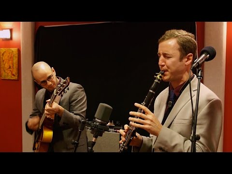 Peter and Will Anderson Trio 'Manteca' | Live Studio Session