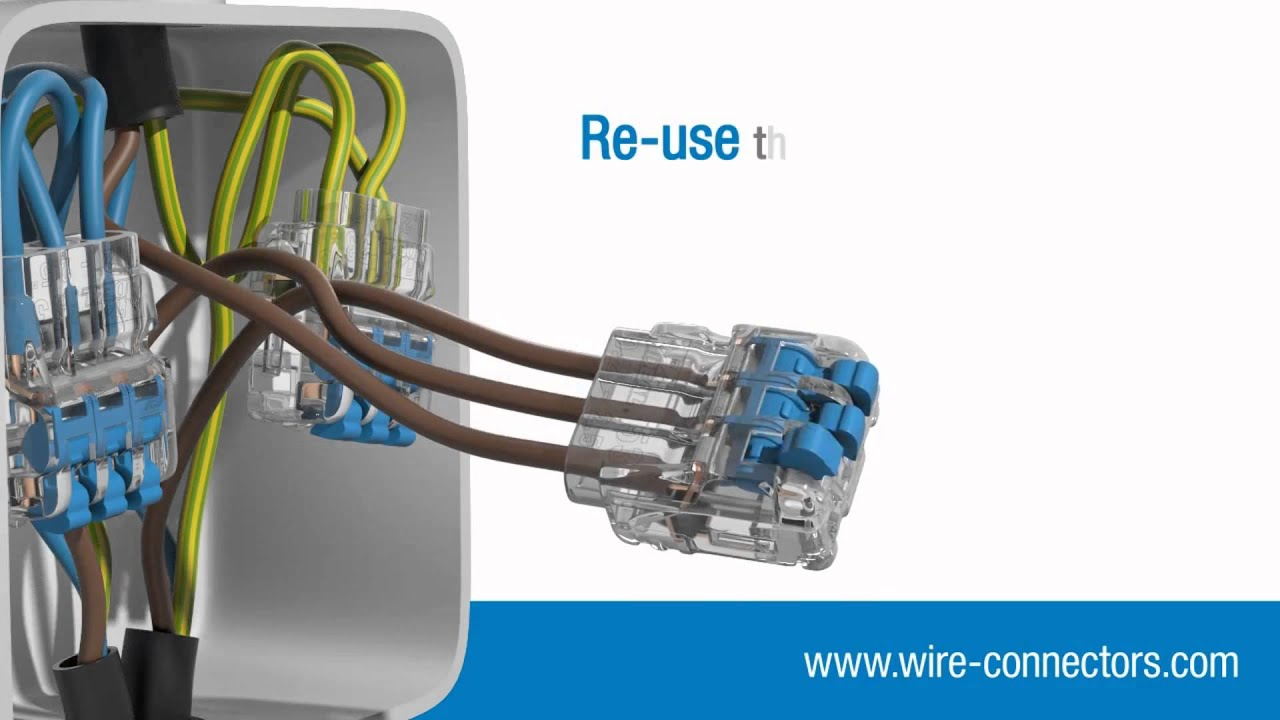 wire nut wiring [ 1920 x 1080 Pixel ]