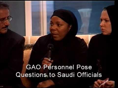 GAO: GAO Visit to a Saudi Government Operated Rehabilitation Center