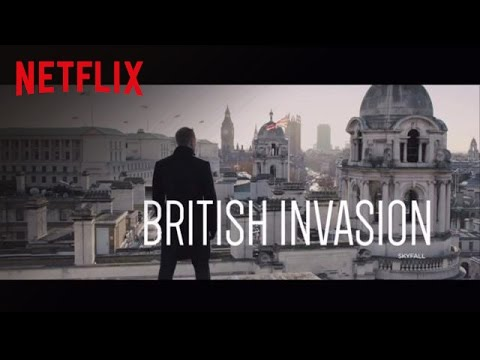 British Invasion [ U.S.] | Netflix