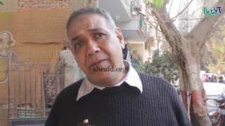 شاهد.. مواطنون عن عصام الحضري: ليس له منافس