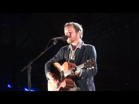 Damien Rice - Cannonball @ Seoul Jazz Festival 2014