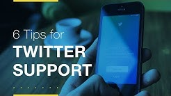 6 tips for Twitter customer support | Freshworks Academy
