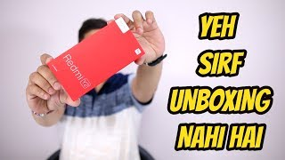 Xiaomi Redmi Y2 | Not just Unboxing