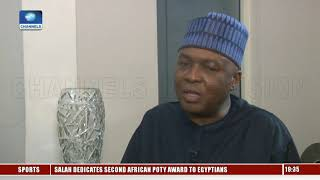 Political Funding: Govt 'Arm-twisting' Financial Institutions, Others - Saraki