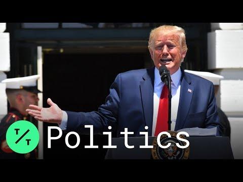 Trump Defends 'Racist'