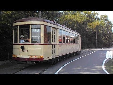 MTC Tram #1959 - Exporail Montreal