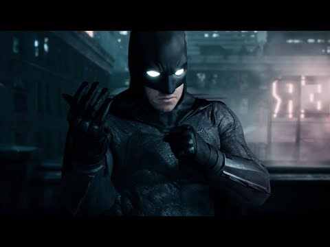 Matt Reeves: The Batman – Trailer (Fan Made) [Robert Pattinson as Batman]