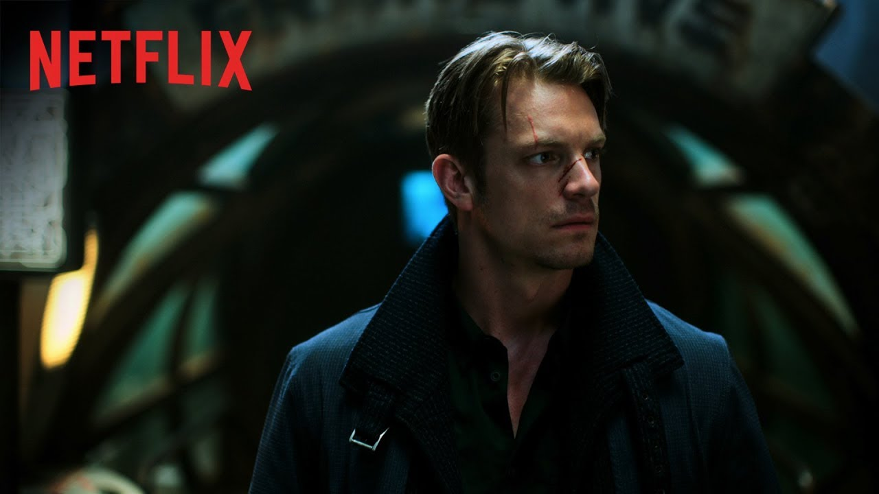 Altered Carbon  Trailer Ufficiale Hd  Netflix - Youtube-9999