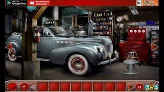 Wow Gangster Garage Escape Walkthrough [WowEscape]