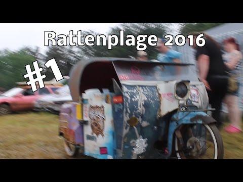 3. Rattenplage in Bayern 2016 (Bavaria Kustomz, Hohehenfels Fichten-Ranch)