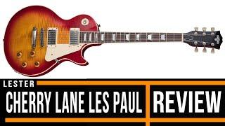 Mayback Lester 58 Cherry Lane Les Paul Guitar | Review