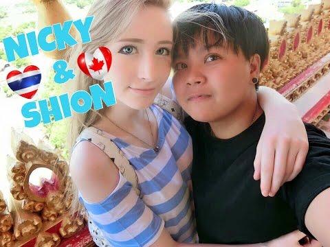 LDR Thailand & Canada ♡ Nicky & Shion (LDR ไทยแคนาดา ♡ นิคกี้ & ชียอน)