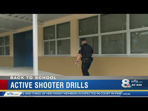 PM Tampa Bay with Ryan Gorman - Sarasota Students Will Participate in 10 Active Shooter Drills This Year