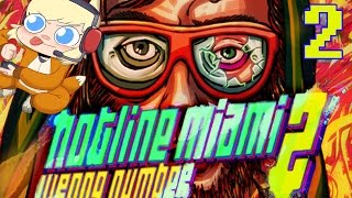 HOTLINE MIAMI 2: WRONG NUMBER Part 2