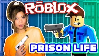 FOUND LOVE IN ROBLOX PRISON
