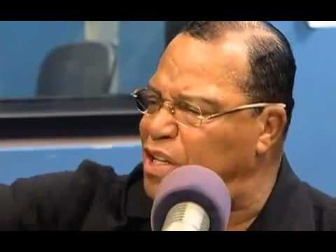 Louis Farrakhan tells the media what suck ups and slaves they are