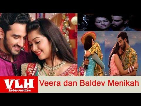 Veera dan Baldev Saling Mencintai dan Akhirnya Menikah