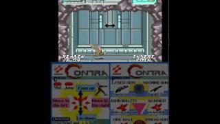 NDS Konami Classics Series: Contra