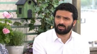 Tre år sedan massakern på Utöya - Nyhetsmorgon (TV4)