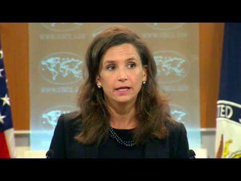 US State Department Briefing Nov 15, 2016.