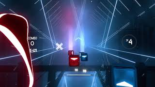 Beat saber False Alarm by The Weekend  (EXPERT)