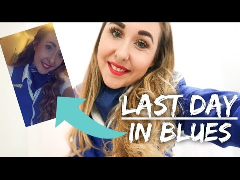 LAST DAY AS A BLUECOAT | HIGHLIGHTS | GET READY WITH ME |