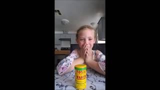 My Toxic Waste Taste Test