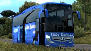 [ETS2 v1.39] Mercedes-Benz New Travego 15-16 SHD v4.0