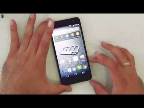 Micromax Canvas Xpress 2 Unboxing And Hands On Review - YouTube