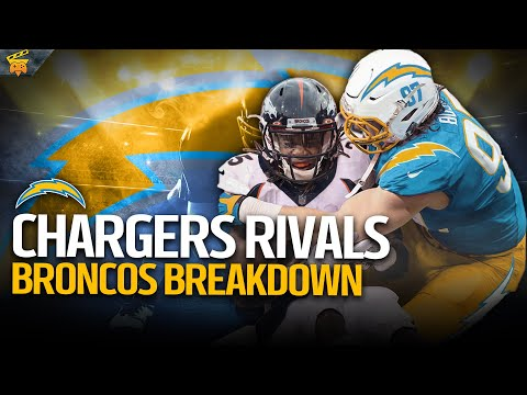 Know Your Chargers Rivals: Denver Broncos 2020 | Director's Cut