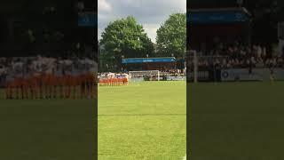 Hampton & Richmond Borough [3]-3 Braintree Town on penalties 9th of 10 pens AET: 1-1 Play Off Final
