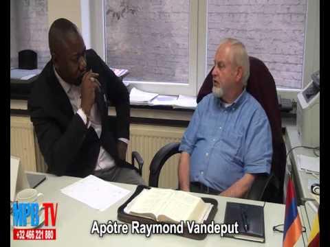 Sortir de son corps - Ecouter une voix audible de Dieu - Apôtre Raymond Vandenput explique