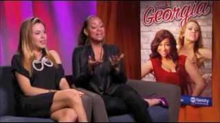 """Raven-Symone Talks Kissing on """"State Of Georgia"""" - OTRC Interview (2011)"""