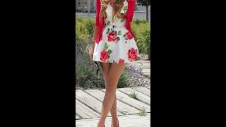 Spring Floral Style: Outfit Idea Lookbook